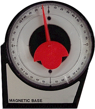Angle Finder Tool For Roof Pitch Or For Finding Angles Of