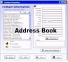 Roof Bid address book