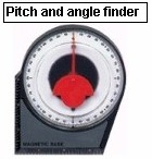 Pitch Angle finder