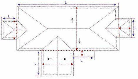 Roof Pitch To Degrees Equivalents Roofgenius Com