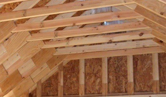 Roof estimating software calculator and tracks roof materials for Roof trusses installation