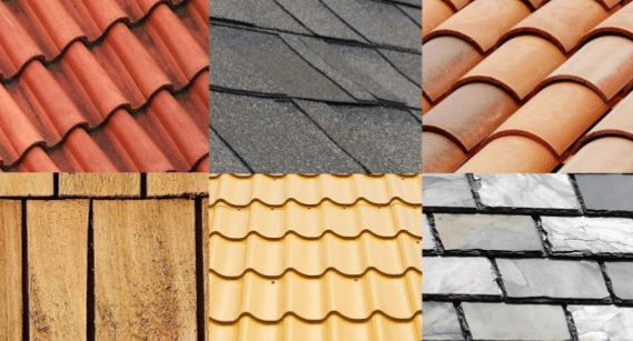 The varieties of roof shingles for Types of shingles for roofing