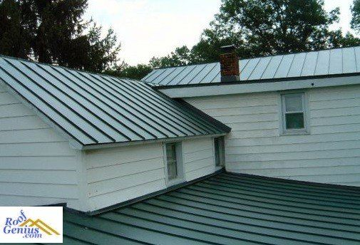 Installing Metal Roof Over Shingles : Some reasons behind choosing a metal roof roofgenius