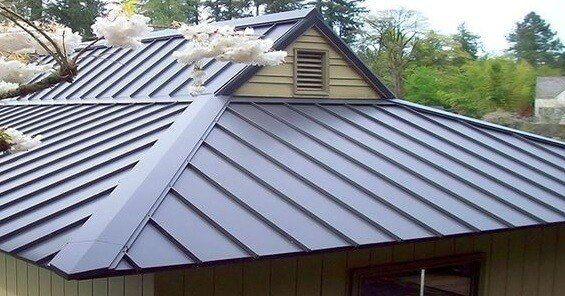 looks matter metal roof