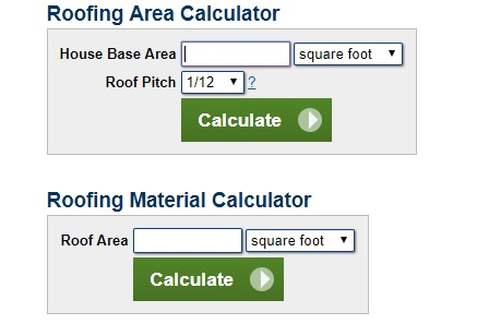 roof repair estimate calculator