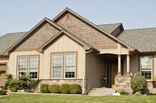 Hip Style Roof Design