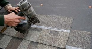 Install Shingles roofing