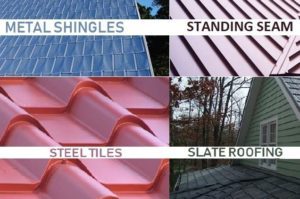 metal roof tips
