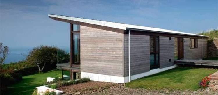 Mono-pitch Roof