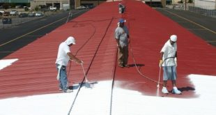 Roof Systems and coatings are mandatory for every Home