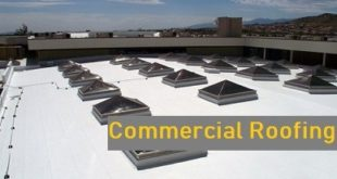 what commercial roofing?