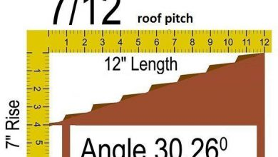 Photo of 7/12 Roof Pitch