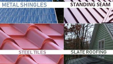 Photo of Metal Roofing Styles