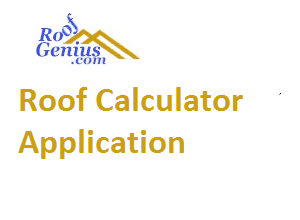 Photo of Roof Calculator Program Overview