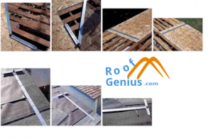 Roofers OSB-Plywood Shingle Tool