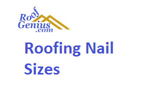 Photo of What size roofing nails do i need