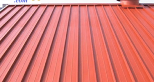 aluminum roofing shingles