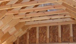 best install roof trusses
