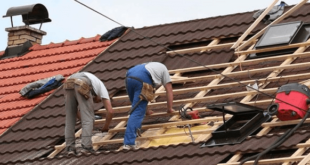Construction of your roof repair