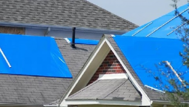 Photo of All purpose weather resistant roof tarps