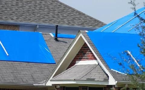 All Purpose Weather Resistant Roof Tarps Roofgenius Com