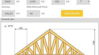 Photo of Roof Truss Calculator