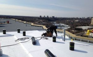 Flat Roof Repair. Materials and Option to Choose From