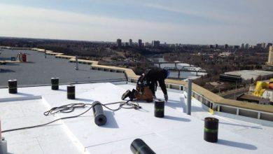 Photo of Flat Roof Repair