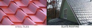 Metal Steel Tiles