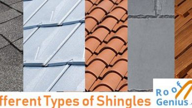 Photo of 5 Different Types of Shingles