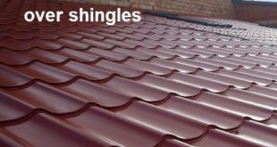 how to install metal roof shingles