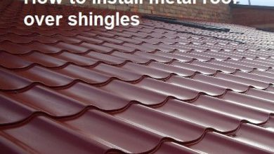 Photo of How to Install Metal Roof over Shingles