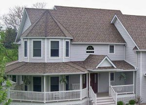 Most Popular Roof Shingle light and dark color 2