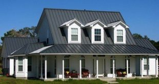 metal roof investment residence