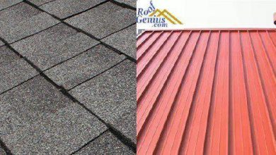 Photo of Metal Roofs vs Shingles Cost