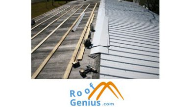 Photo of DIY Metal Roofing Installation