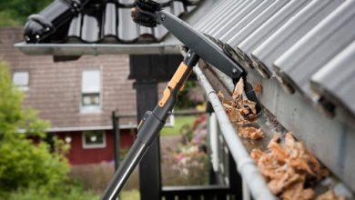 Photo of Gutter Cleaning