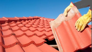 Photo of Clay Tile Shingles