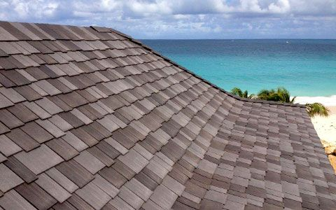 Composite Shingle Roofing