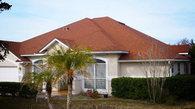 Terracotta Roofing Shingles