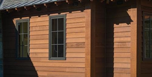 Wood Clapboard Siding