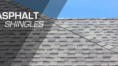 Photo of Asphalt Shingles