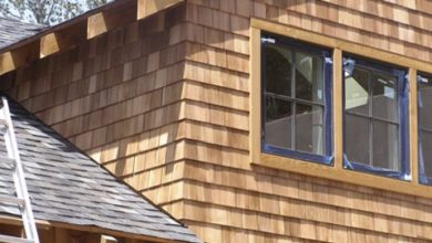 Photo of Cedar Shingle Siding