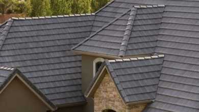 Photo of Concrete Shingle Roofing