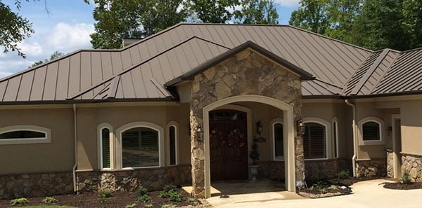 about metal roofing