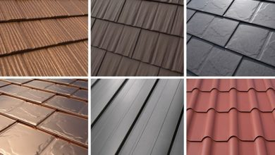 Photo of Types of Roofing Shingles